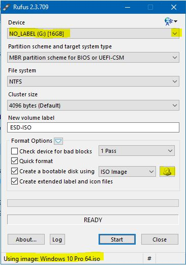 How to make Bootable USB, for any Operating system or bootable ISO